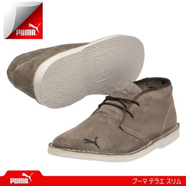 供彪马人长筒靴运动鞋鞋PUMA彪马太拉S轮圈304607甜点长筒靴运动鞋长筒靴鞋男性使用的鞋sneaker boot ●