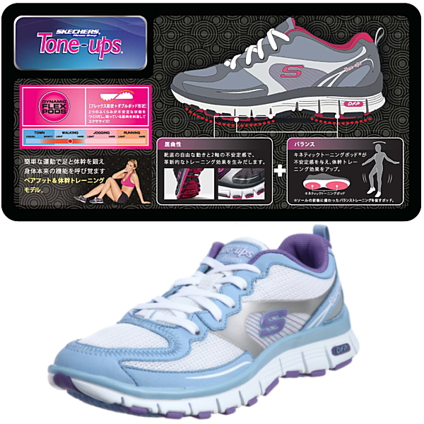Skechers Tone Up