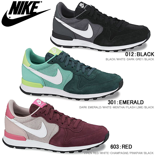 nike woman internationalist