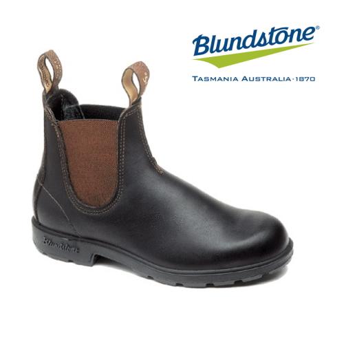 blundstone ブランドストーン bs500 サイドゴアブーツ メンズ Blundstone BS500050 スタウトブラウン ブーツ 本革 boots men's ●【LJLJ-08vrhc】【訳あり・在庫処分】