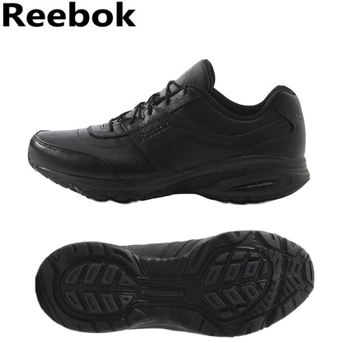 【10%OFF】リーボック メンズ スニーカー レインウォーカー ダッシュ Reebok DMXMAX 4E ウォーキング シューズ M48150 撥水加工 ブラック 黒 おしゃれ 男性 靴 小さいサイズ 24.5cm 25.0cm 25.5cm 26.0cm 26.5cm 27.0cm