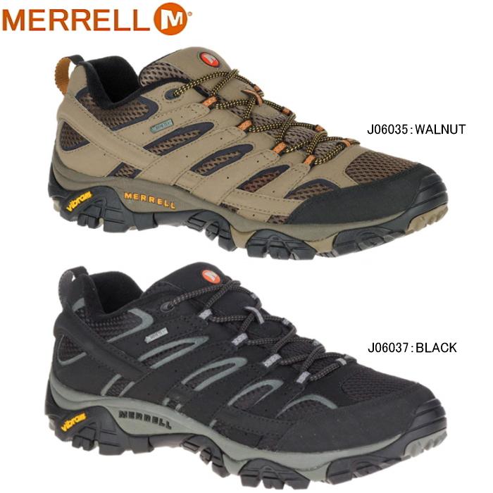 あす楽 送料無料 メレル モアブ2ゴアテックス MERRELL MOAB 2 GORE-TEX メンズ ハイキングシューズ