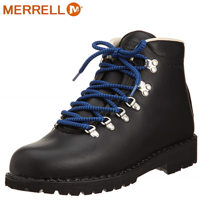 メレル メンズ ブーツ WILDERNESS J1015 マウンテンブーツ 登山靴 トレッキングブーツ おしゃれ 本革