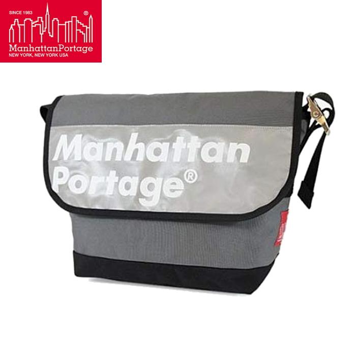 マンハッタンポーテージ メッセンジャーバッグ リフレクター Manhattan Portage Reflector 1606V-JR-REF-L