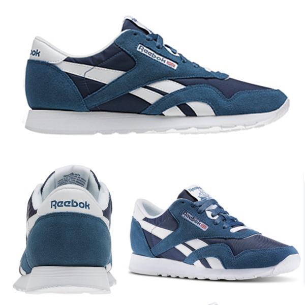 Reebok CLASSIC (Reebok classical music) sneakers.