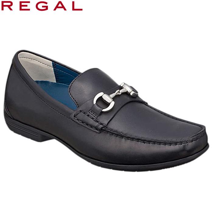 送料無料 リーガル REGAL 57HR AF ビット ドライビングシューズ メンズ 靴