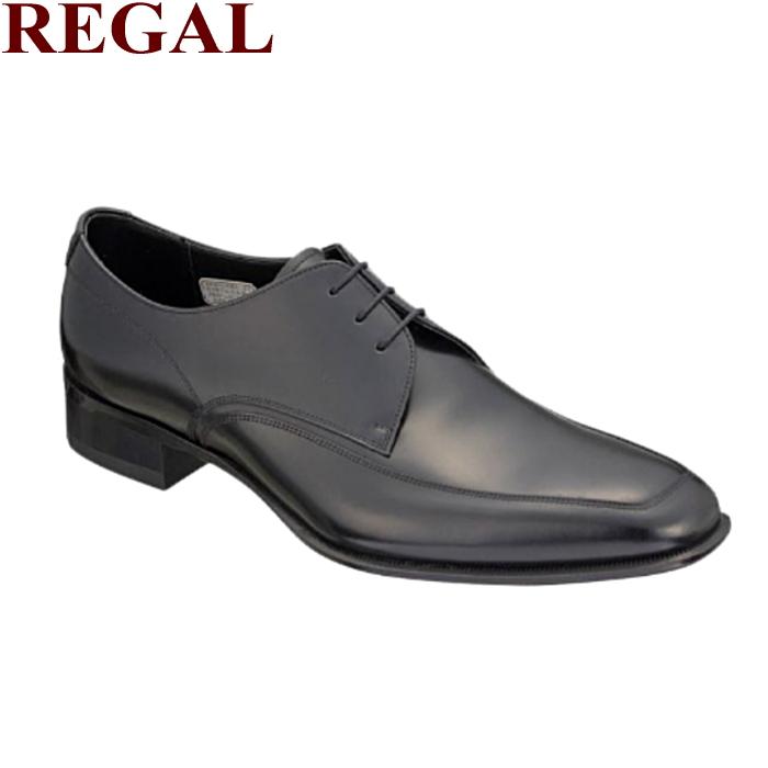 リーガル ビジネスシューズ Uチップ REGAL 727R AL ビジネス 冠婚葬祭 メンズ 靴
