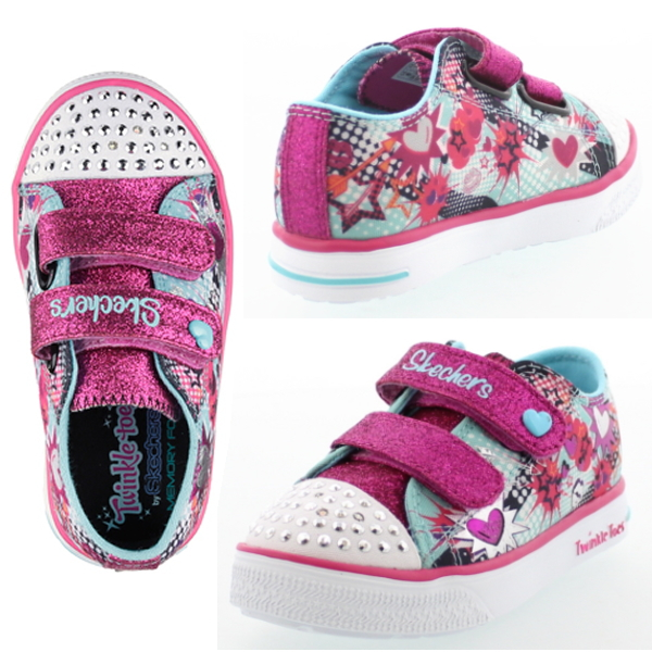 shoes SKECHERS Twinkle Toes