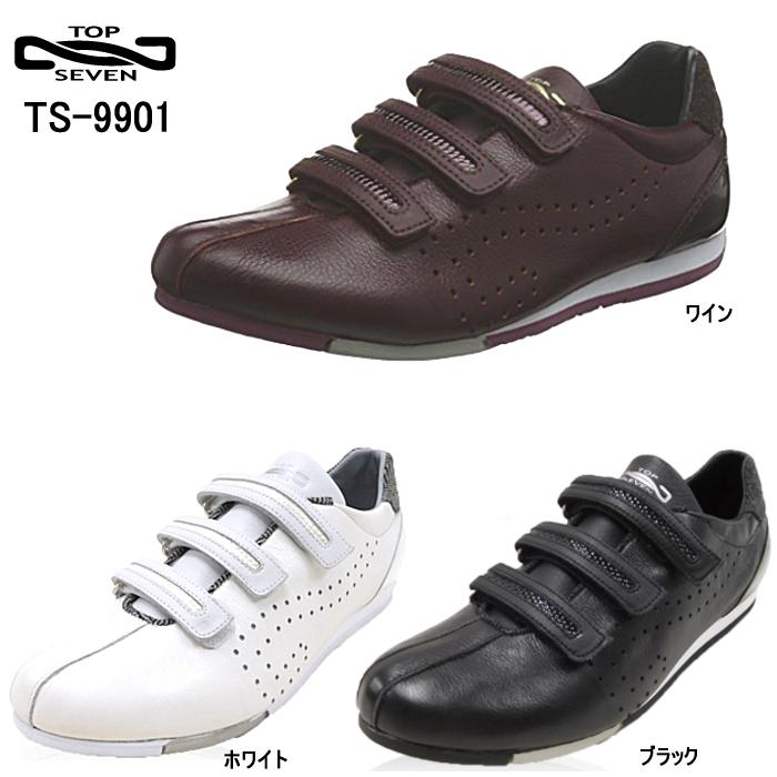 トップセブン 靴 スニーカー メンズ カジュアルシューズ TOP SEVEN TS-9901 メンズ カジュアル シューズ 靴 トップセブン