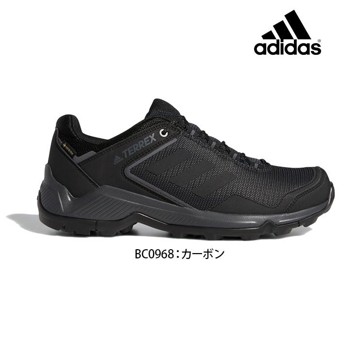 アディダス adidas テレックス TXHIKER GTX スポーツシューズ メンズ BC0968 ハイキングシューズ トラクション 軽量 軽い クッショニング ランニングシューズ 男性用 シューズ 靴 ブラック 黒 25.0cm 25.5cm 27.0cm
