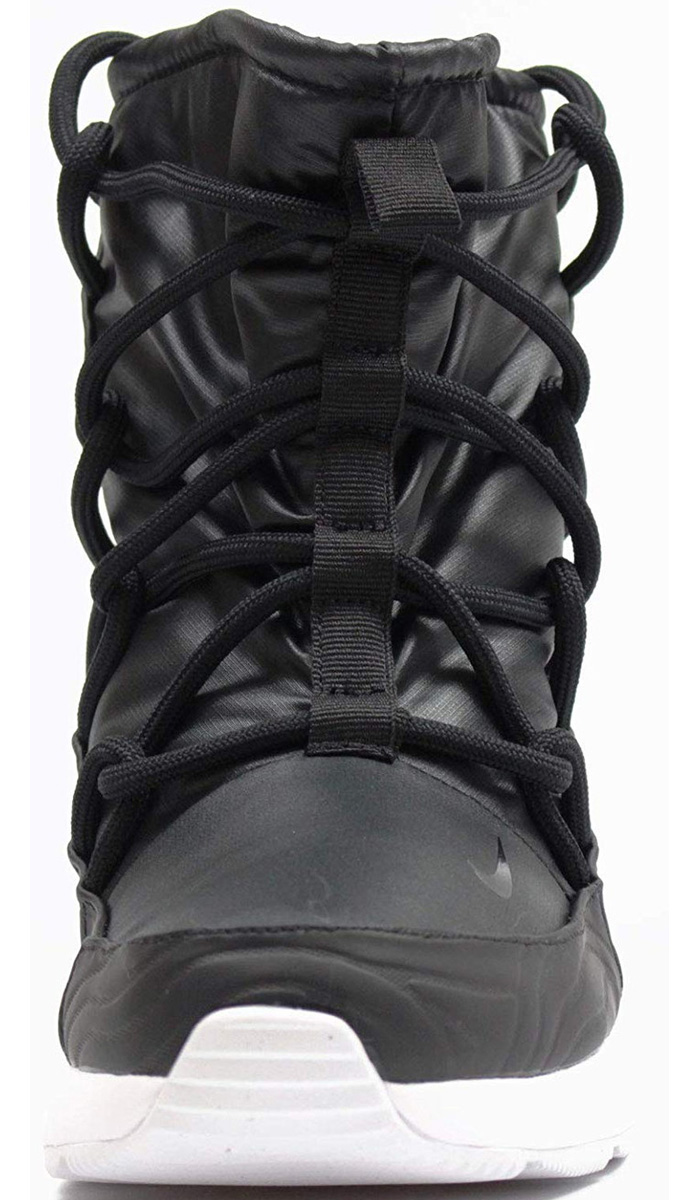 00057cd1f  NIKE  Lady s shoes of Nike. The winter street is reliable in durable  rubber out sole