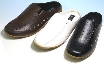 特価 ギフ_包装 靴の見栄えとサンダルの気楽さを兼ね備えた一品 オフィス履きにも メンズ クロッグサンダル No.2321
