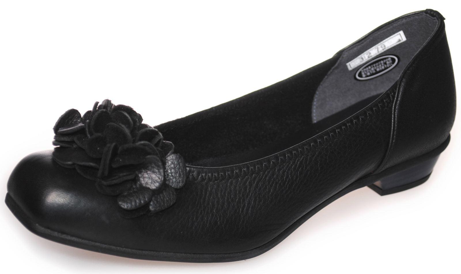 【靴のHOSHIKAWA】 『Dona Miss 3279』21.5cm~ローヒール