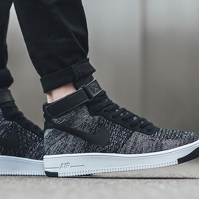 nike air force ultra flyknit