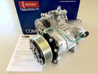 新品 フォルクスワーゲン VW ユーロバン T4 ヴァナゴンT4 エアコン コンプレッサー A/C 701820807A