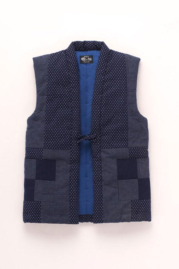 Made in Japan fs3gm sleeveless inverting 60th birthday celebration, Kurume pronounce, vest, vest and so on