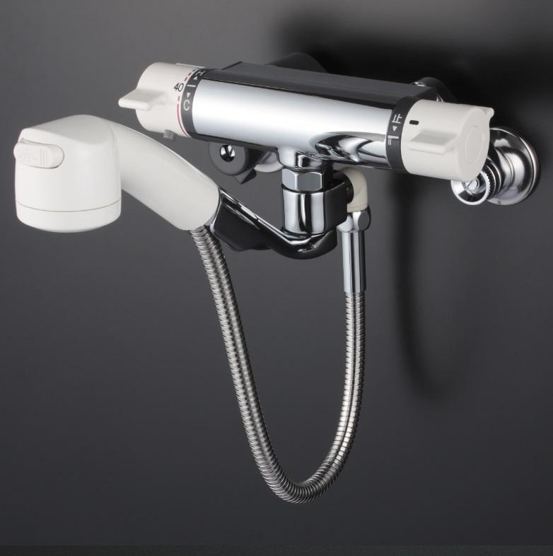 【KM800WP】サーモスタット式混合栓