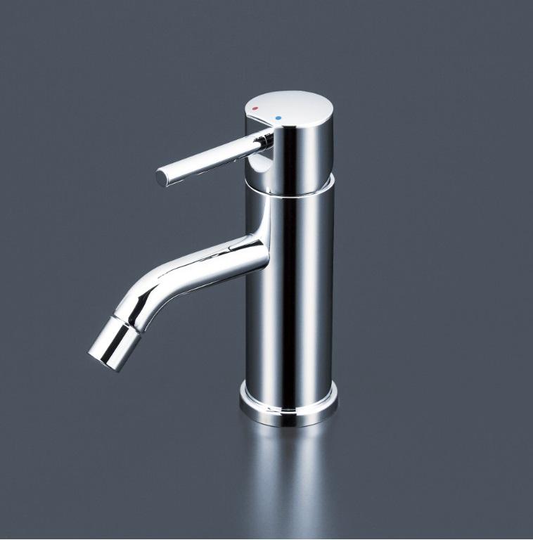 【LFM612A】洗面用シングルレバー式混合栓
