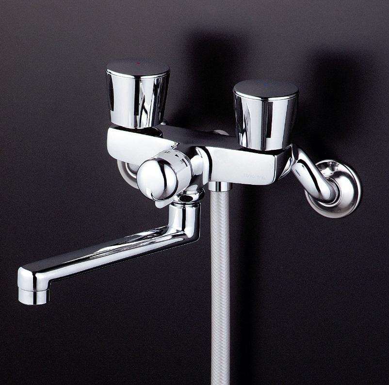 【KF141WEX】一時止水付2ハンドルシャワー