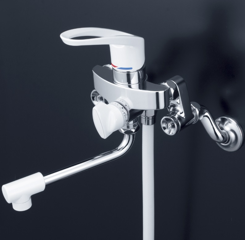 【KF5000WU】取替用シングルレバー式シャワー