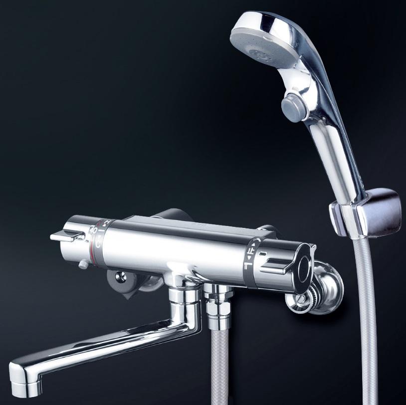 【KF800WTS2】サーモスタット式シャワー ワンストップシャワー付