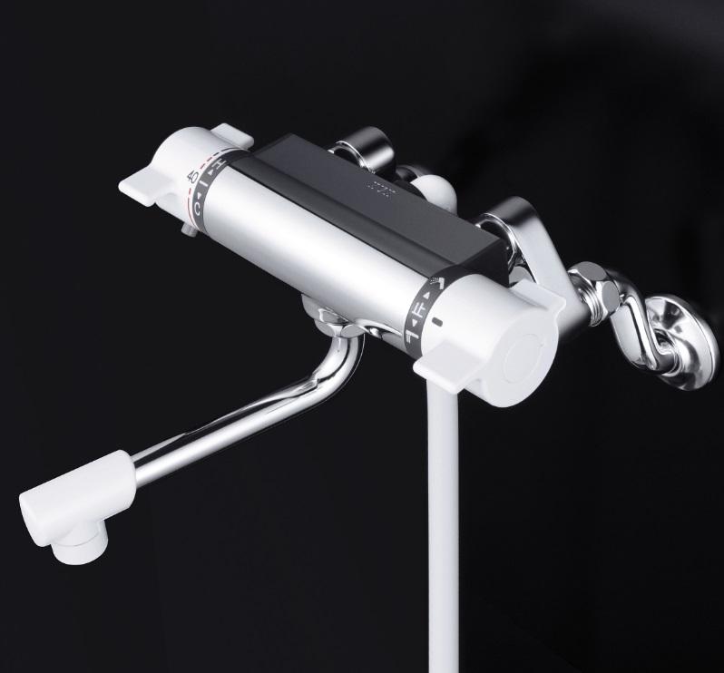 【KF800WU】取替用サーモスタット式シャワー