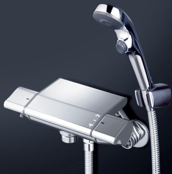 【KF850S2】サーモスタット式シャワー ワンストップシャワー付