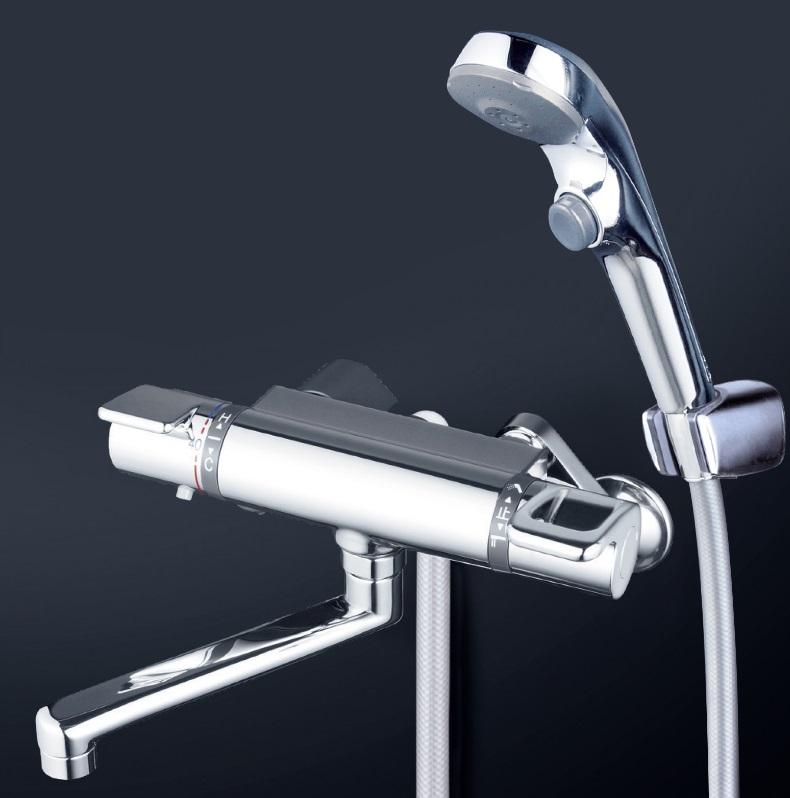 【KF880WTS2】サーモスタット式シャワー ワンストップシャワー付