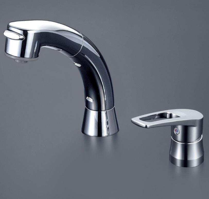 【KM5271ZTS2】洗面用シングルレバー式シャワー