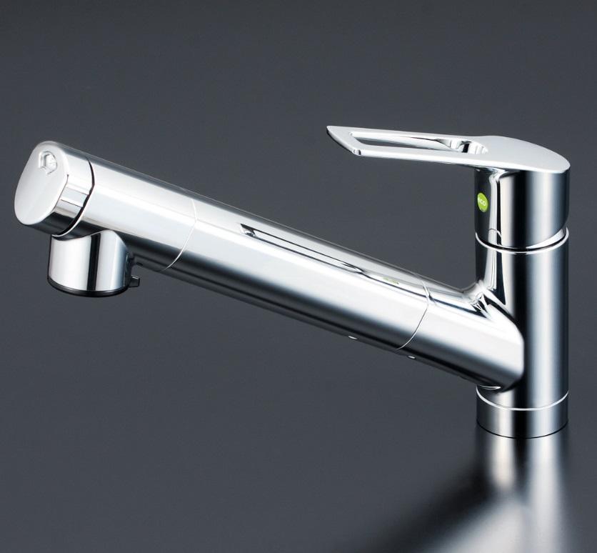 【KM6001ZEC】浄水器一体型専用水栓