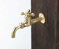 【K125D】ガーデニング水栓