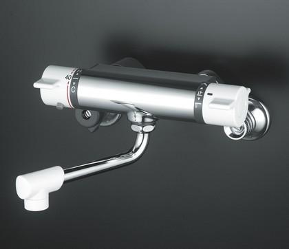 定番から日本未入荷 KM800 サーモスタット式混合栓 実物