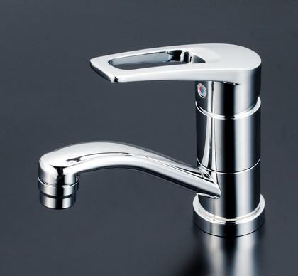 【KM7011T】洗面用シングルレバー式混合栓