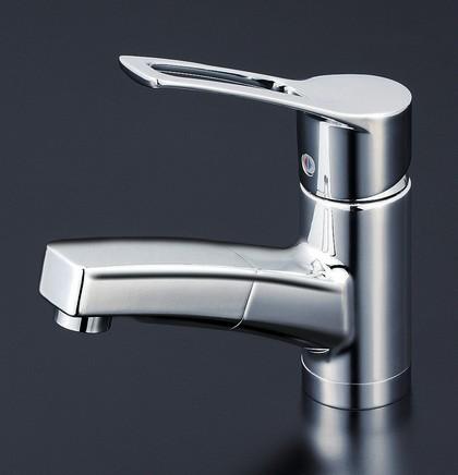 【KM8001T】洗面用シングルレバー式混合栓