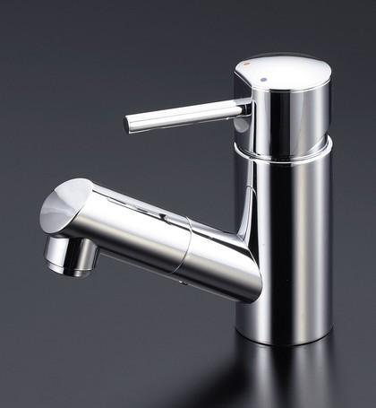 【LFM670】洗面用シングルレバー式混合栓