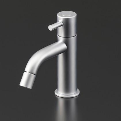 【手洗い用単水栓≪パールめっき≫】LFK612X-P