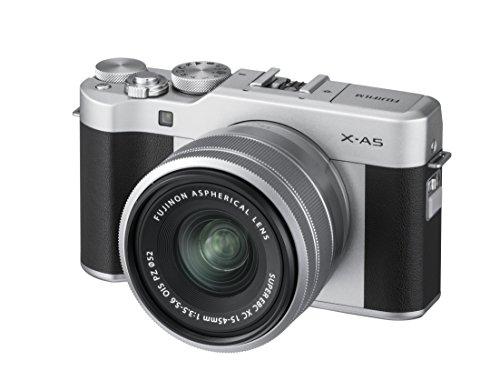 超美品の FUJIFILM ミラーレス一眼カメラ X-A5LK-S X-A5レンズキット シルバー X-A5LK-S, カウリ ドロップ:74bb4a9e --- inglin-transporte.ch