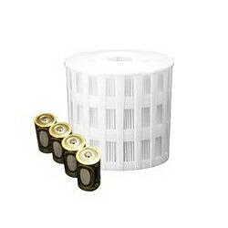 【ウルトラベープPRO 1.8用 カートリッジと電池セット】※送料無料 ※取替用(本体は付属していません)
