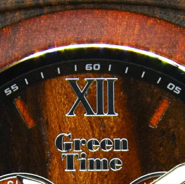 533e7109e9 ... グリーンタイム【GreenTimeスクエアZW049B】腕時計木製【正規輸入品】Zzeroorologi ...