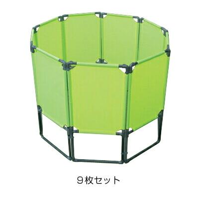 【連結式パーテーション 9枚セット】