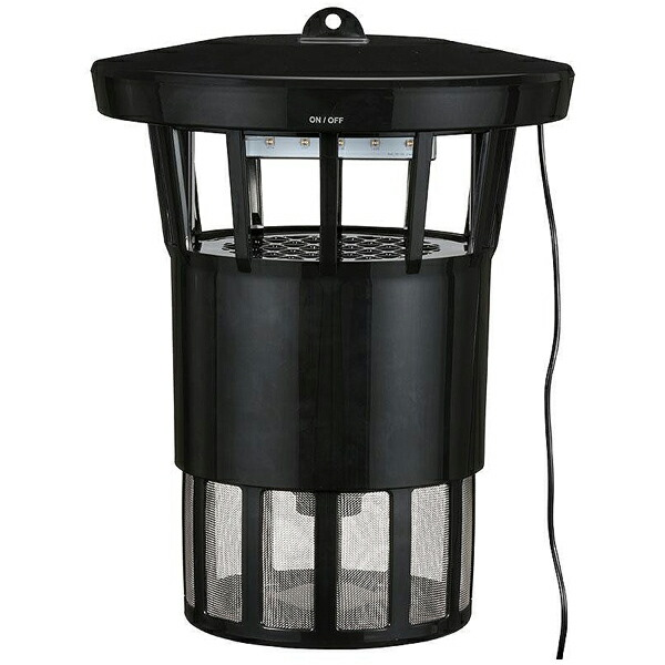 【LED捕虫器 10Wタイプ 吊下/据置式 屋内用】害虫 駆除 退治