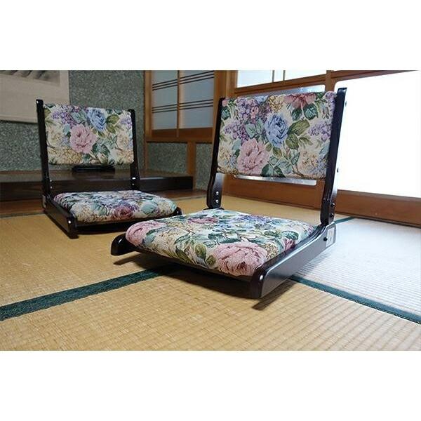 【折畳式 回転座椅子 2台セット】