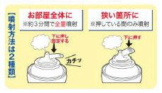 【面白いほどカビが生えない 200ml 1ケース(30個入)】防カビ剤 室内 エアコン ※代引不可