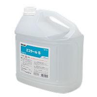 2本入 除菌剤 国内即発送 エコラールS 5L×2本 アルコール消毒液 エコラボ 食品添加物のみで作られたアルコール製剤です 信託