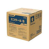 【業務用・除菌剤(液体)】エコラボ エコラールS(18kg)