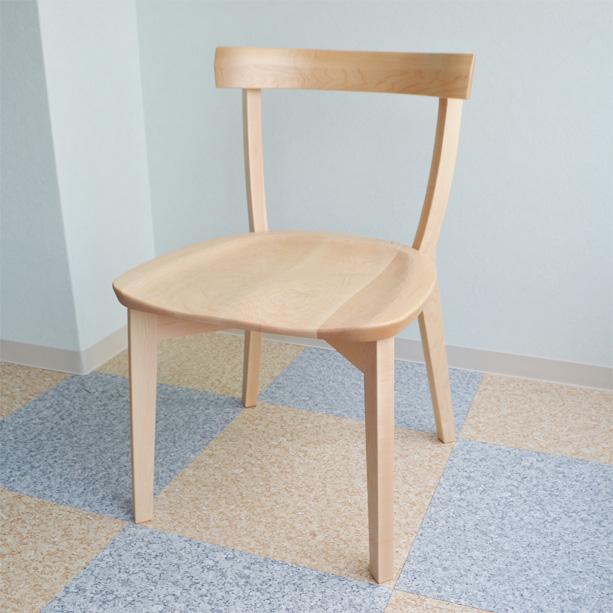 国内最安値! ※「商品代引き不可」無垢 椅子 椅子 DC4チェア メープル材 アーリータイムスα製作 送料込み メープル材 送料込み, 水着レオタードのエコーソーイング:5ca164a7 --- canoncity.azurewebsites.net