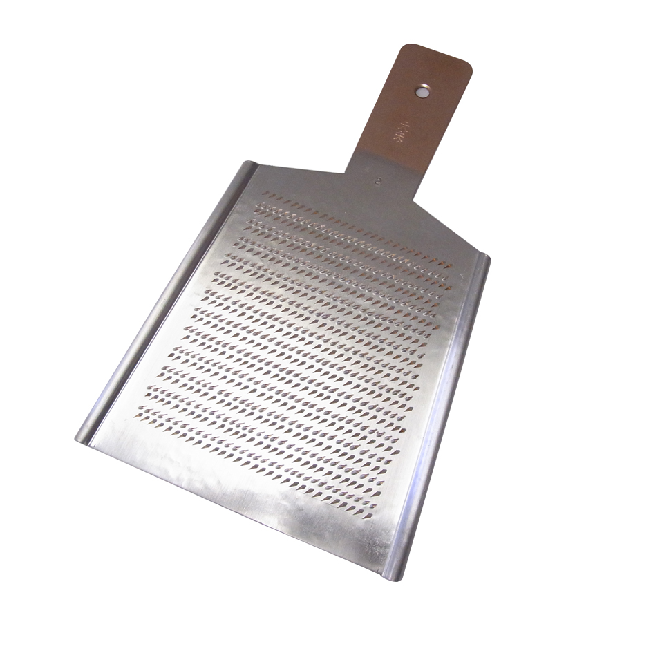 欧亚生产工作手工制作青铜刨丝器 2 型双面刀片项 (标准)
