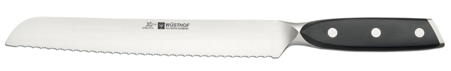 ヴォストフ 【 DREIZACK ドライザック】 XLINE ブレッドナイフ230mm