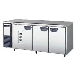 【新品】薄型Fukushima【フクシマ】ヨコ型業務用冷凍冷蔵庫 幅1800タイプ冷凍室155L 冷蔵室246LTRC-61PE 内装樹脂鋼板