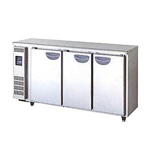 【新品】超薄型奥行450mmタイプFukushima【フクシマ】ヨコ型業務用冷蔵庫幅1500タイプ 230LTMU-50RE2 内装樹脂鋼板